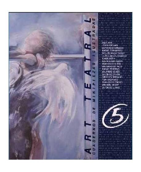 Revista Art Teatral. Minipiezas. Nº 5