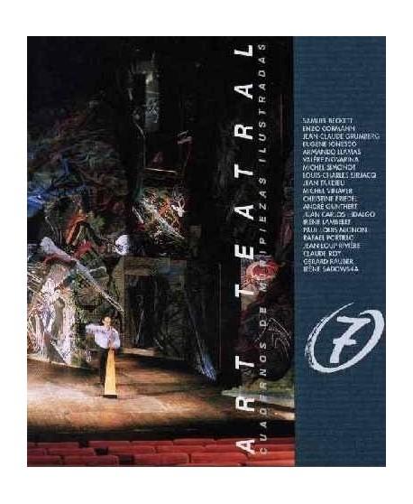Revista Art Teatral. Minipiezas. Nº 7