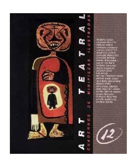 Revista Art Teatral. Minipiezas. Nº 12