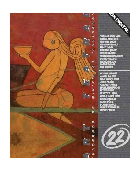 Revista Art Teatral. Minipiezas. Nº 22