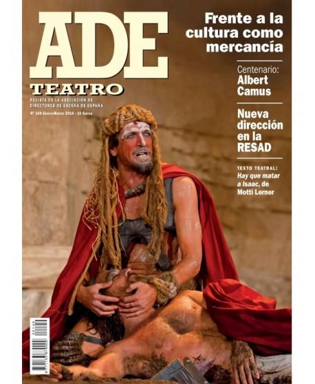 Revista ADE-TEATRO Nº149 (Enero-marzo)