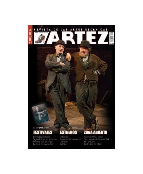 Revista ARTEZ nº 196 (marzo-abril 2014)