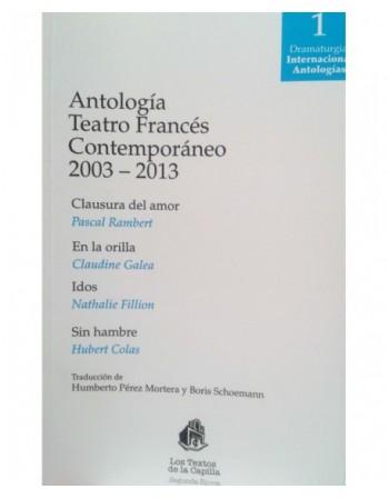 Antología Teatro Francés...