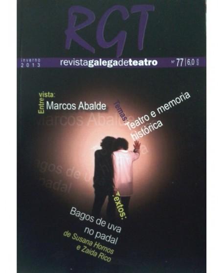 RGT Revista Galega de Teatro nº 77
