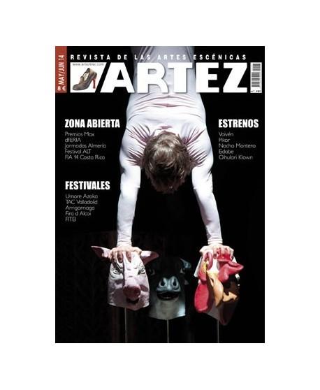 Revista ARTEZ nº 197 (mayo-junio 2014)