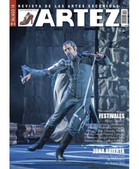 Revista Artez nº 198 (julio-agosto 2014)