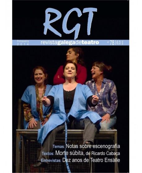 RGT Revista Galega de Teatro nº 78