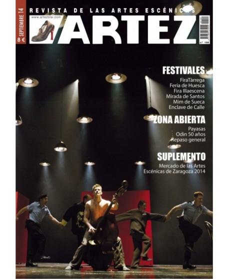 Revista Artez nº 199 (septiembre-octubre 2014)