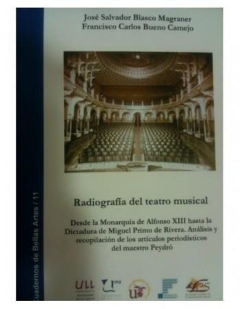 Radiografía el teatro musical