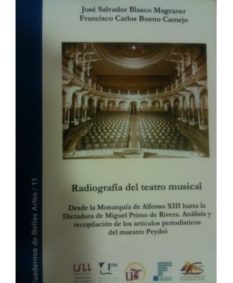 Radiografía del teatro musical