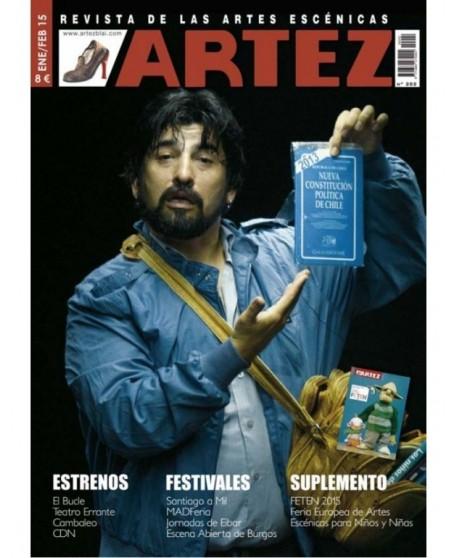 Revista ARTEZ nº 202 (Enero/ Febrero)