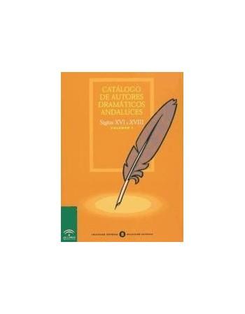 Catálogo de autores...