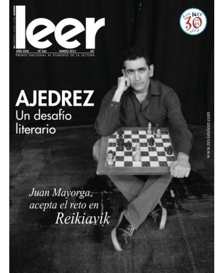 Revista leer. Marzo 2015. nº 260