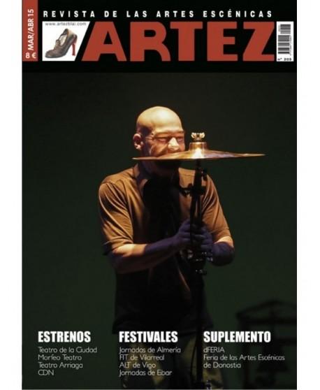 Revista ARTEZ nº203 (marzo-abril 2015)