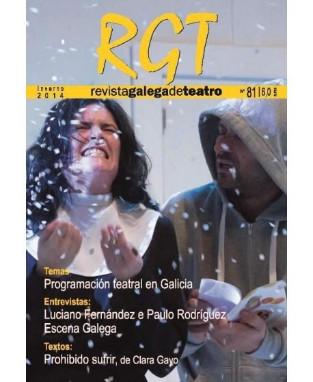 RGT Revista Galega de Teatro nº 81