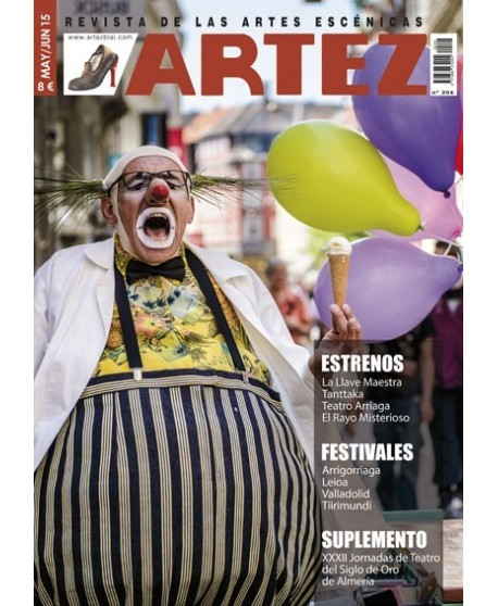 ARTEZ nº 204 (Mayo/ Junio 2015)
