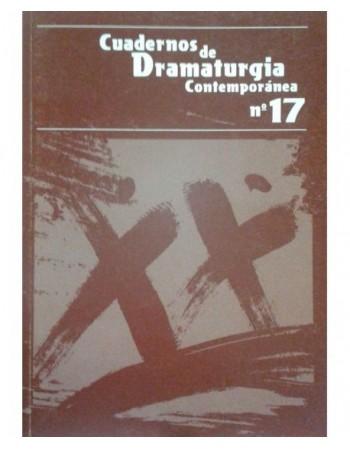 Cuadernos de dramaturgia...