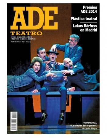 Revista ADE Teatro nº 155...