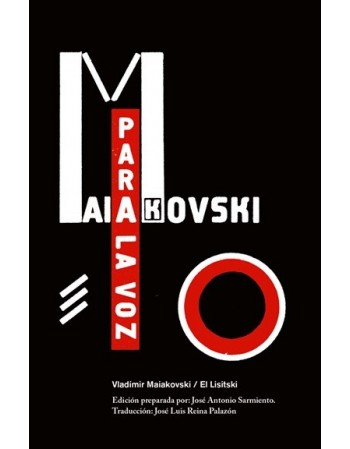 Maiakovski para la voz
