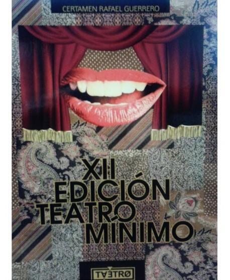 XII Edición Teatro Mínimo