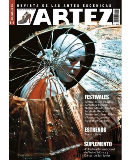 ARTEZ nº 205 (Julio/ Agosto 2015)