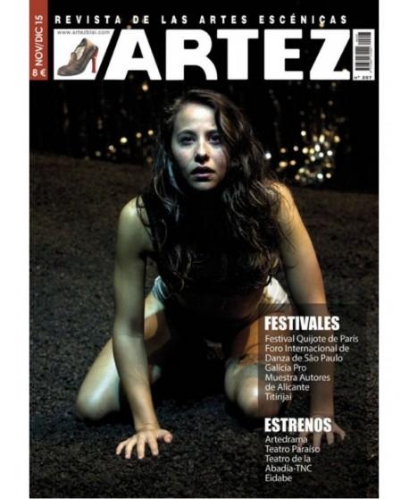 ARTEZ nº 207 (Noviembre/ Diciembre 2015)