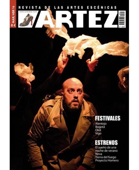 ARTEZ nº 209 (marzo/abril 2016)