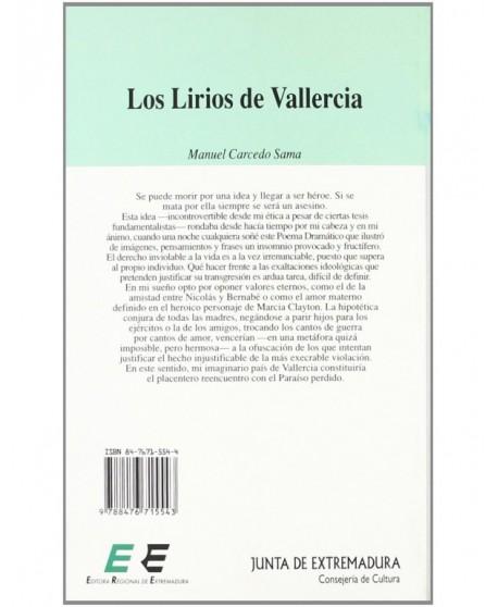 Los lirios de Vallercia
