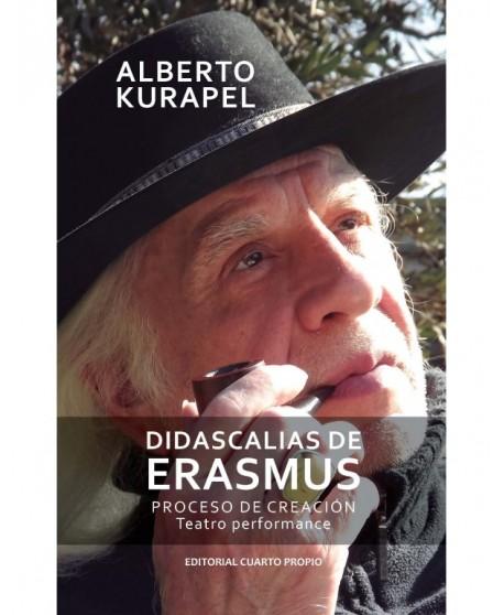 Didascalias de Erasmus. Proceso de creación. Teatro performance