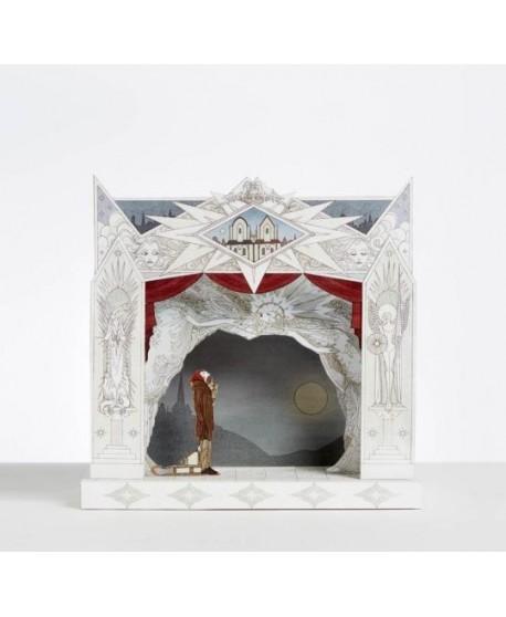 Teatro de papel: Snow Queen