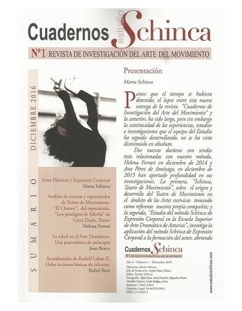 Cuadernos Schinca nº1