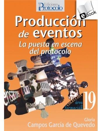Producción de eventos. La...