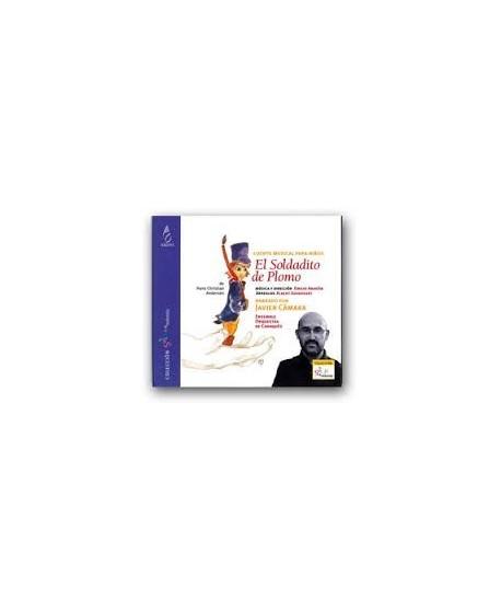 El soldadito de plomo. CD cuento musical para niños