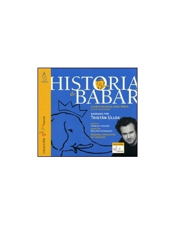 Historia de Babar. CD...