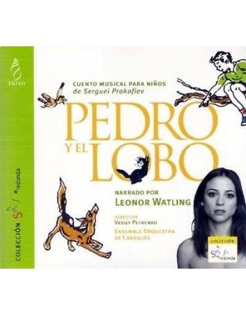 Pedro y el lobo. CD cuento...