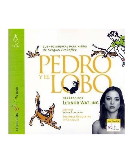 Pedro y el lobo. CD cuento musical para niños