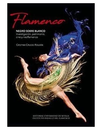 Flamenco. Negro sobre...