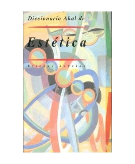 Diccionario Akal de Estética