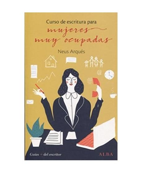 Curso de escritura para mujeres muy ocupadas