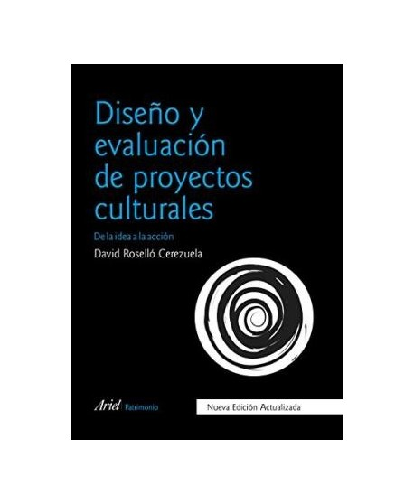 Diseño y evaluación de proyectos culturales