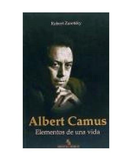 Albert Camus. Elementos de una vida
