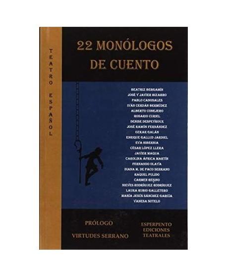 22 Monólogos de cuento
