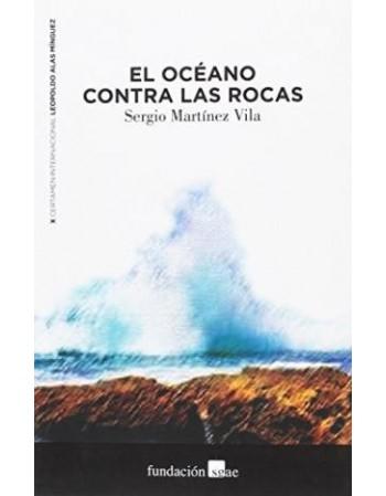 El océano contra las rocas