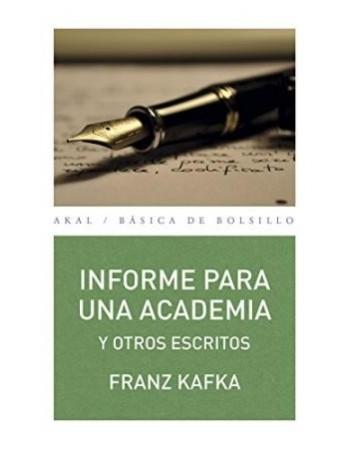 Informe para una academia