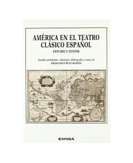 América en el teatro clásico español