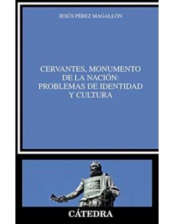Cervantes, monumento de la...