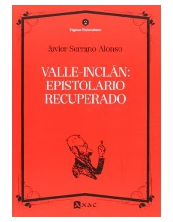 Valle-Inclán: epistolario...