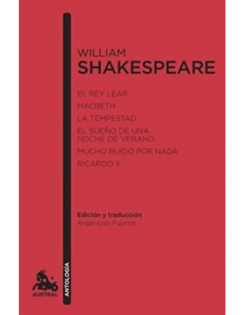 William Shakespeare. Antología