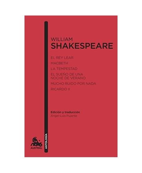 William Shakespeare. Antología