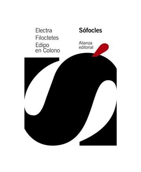 Electra/Filoctetes/Edipo en Colono